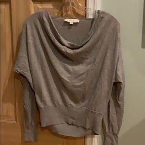 Loft scoop neck sweater